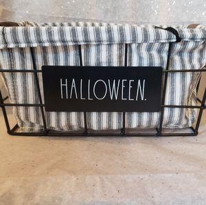Rae Dunn Halloween basket